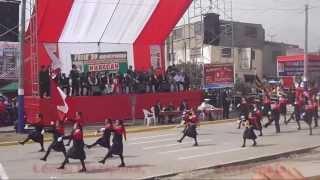 Aniversario de Huaycán 2013
