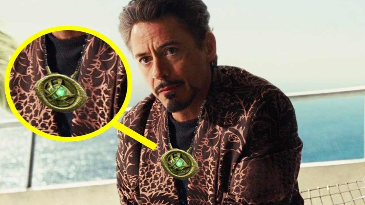 Download How Tony Stark Will Return After Avengers: Endgame