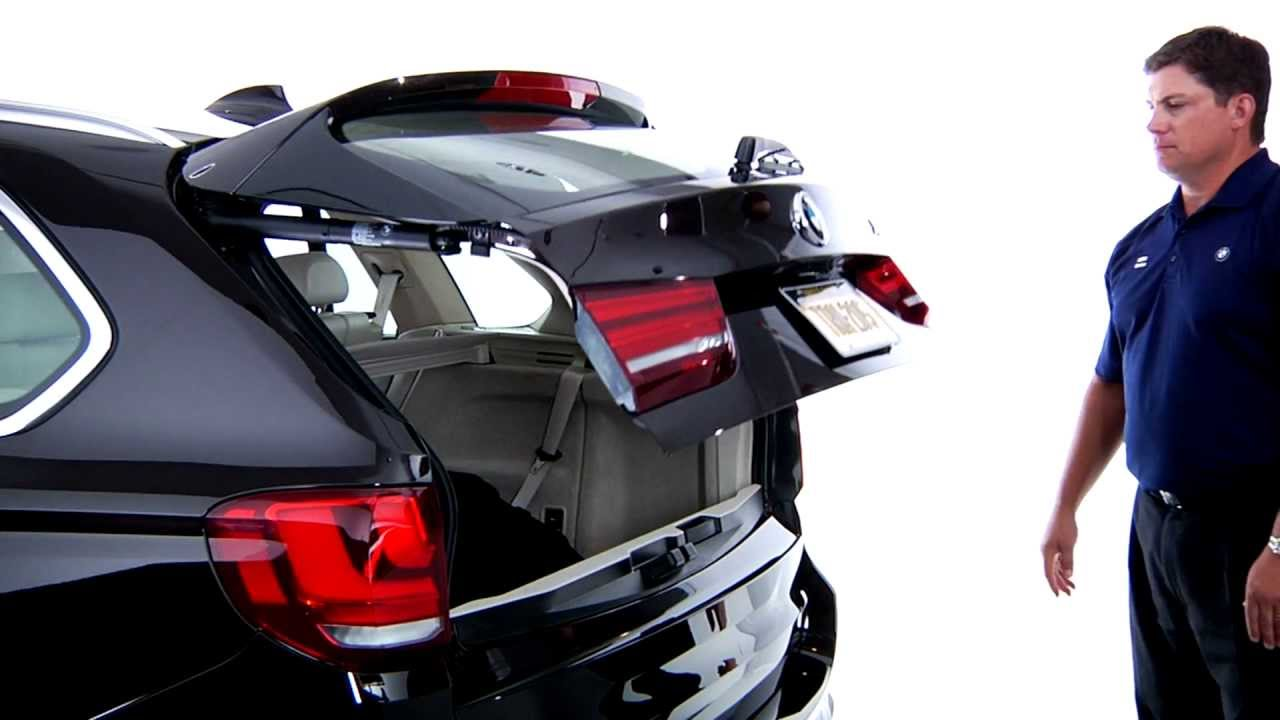 X5 Rear Hatch Bmw Genius How To Youtube