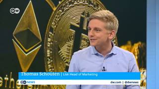 Bitcoin Makes an Amazing Comeback - Interview with Thomas Schouten of Lisk [Deutsche Welle News]
