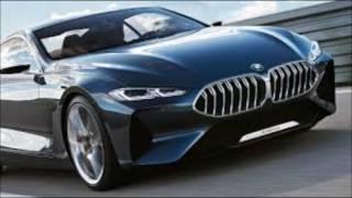 BMW  M8 завораживающее купе