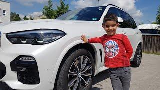 Car Wash: Dlan Wash BMW X5 Car In the car wash shop new bmw x5