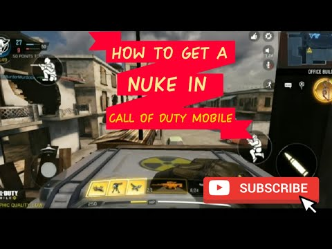HOW TO GET A NUKE IN CALL OF DUTY MOBILE FASTER AND EASILY | Season 7 CODM