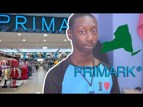 What It's Like Working At Primark In The U.S. (America)