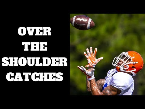 How To Catch An Over The Shoulder Pass