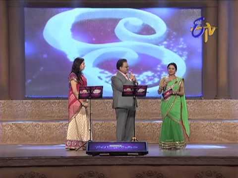 Swarabhishekam - స్వరాభిషేకం - Arey Emaindi - S  P  Balasubrahmanyam & Geeta Madhuri - 19th Jan 2014