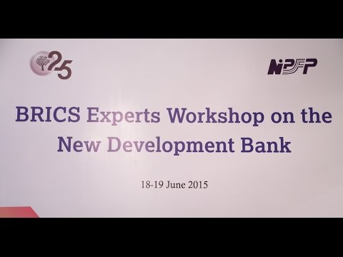 Workshop on The New Development Bank