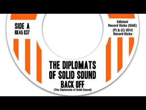 01 Diplomats Of Solid Sound - back off [Record Kicks]