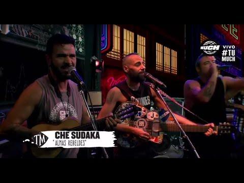 #TuMuch | 18/2/16 | En vivo: Che Sudaka, Los Muchachos Errantes | Grasa, la pelicula | Video Fes