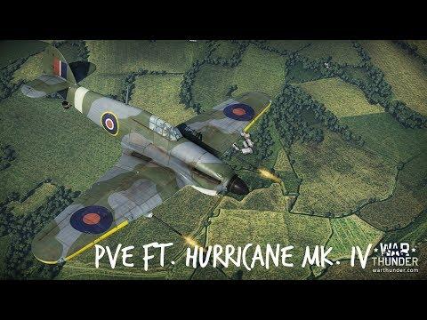 War Thunder's PvE Air Assault Mode