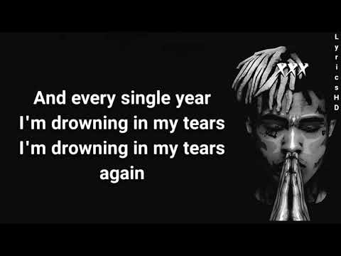 Xxxtentacion - Numb (Lyrics)