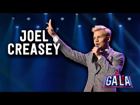 Joel Creasey - 2017 Melbourne International Comedy Festival Gala