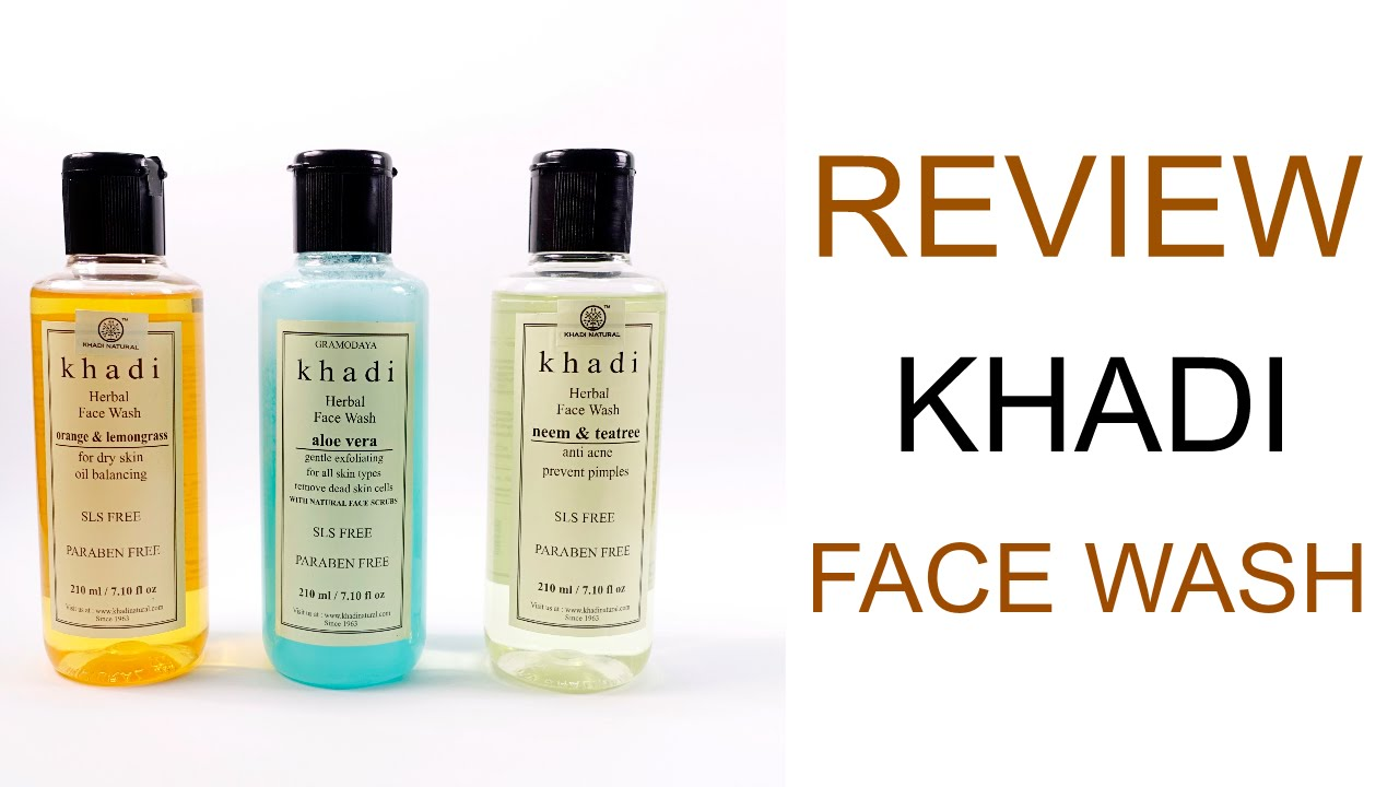 best herbal face wash