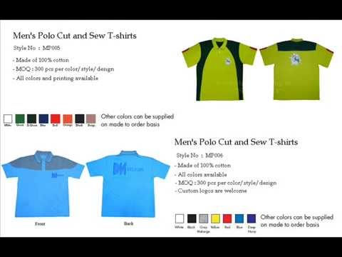 Stellar Clothing Company, Tirupur, INDIA. T Shirt Manufacturer in India