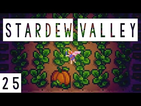 Stardew Valley Gameplay - #25 - Fairy?!- Let's Play