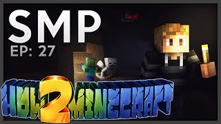 """HOW 2 MINECRAFT SMP """"GIANT FLOWER TOWER RAID!"""" EP: 27 #H2M"""