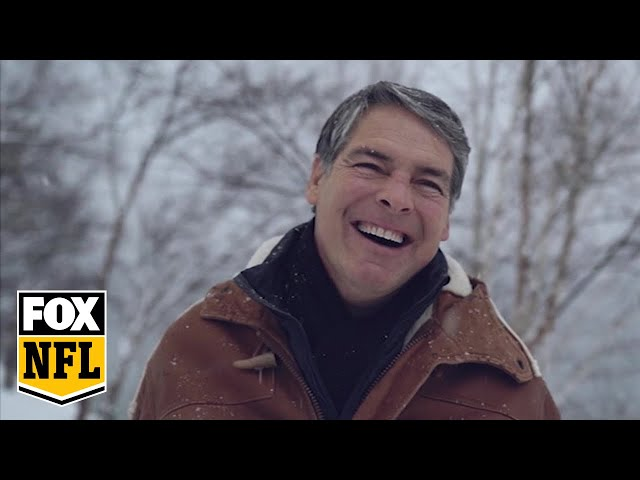 Former NFL player Tim Green is thankful for each day after diagnosis with ALS | FOX NFL