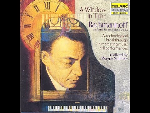 S.Rachmaninoff A Window in Time Disk #1
