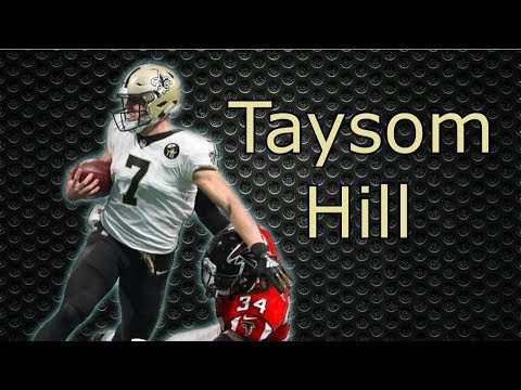 How Taysom Hill can be more effective than Drew Brees