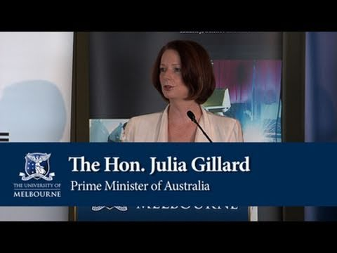 Launch of IBM's Global Research & Development Lab by the Prime Minister Julia Gillard
