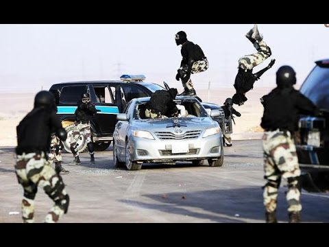 Amazing Saudi Emergency Forces   Special Forces, Saudijska A