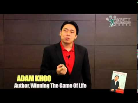 Adam Khoo - The Secret to Lifelong Happiness by Adam Khoo