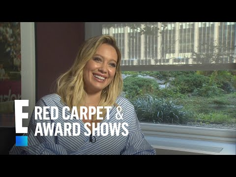 Why Hilary Duff Doesn't Want Her Son Luca to Be an Actor | E! Live from the Red Carpet