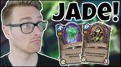 I Summon a LARGER MAN (Jade Rogue is UNSTOPPABLE!) | Galakrond's Awakening | Wild Hearthstone