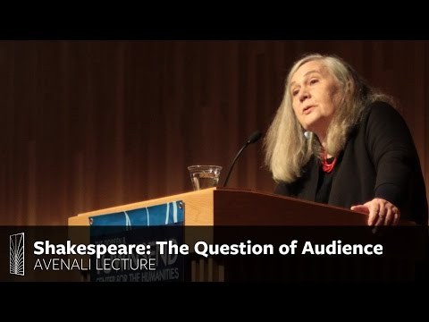 Shakespeare: The Question of Audience