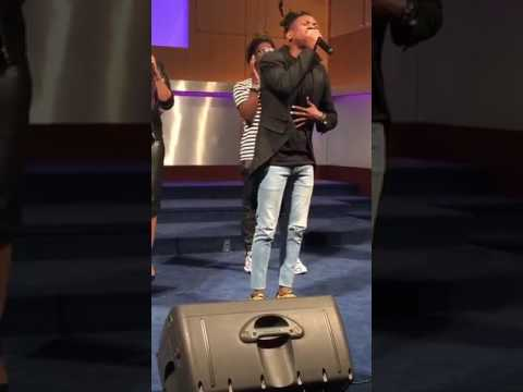 UPPC Holy Convocation - Hey, Hey God by Lawrence Flowers