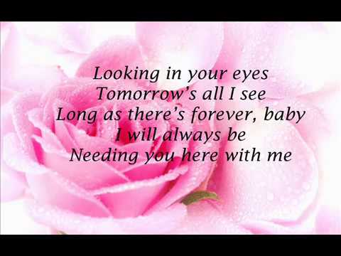 shanice - saving forever for you lyrics