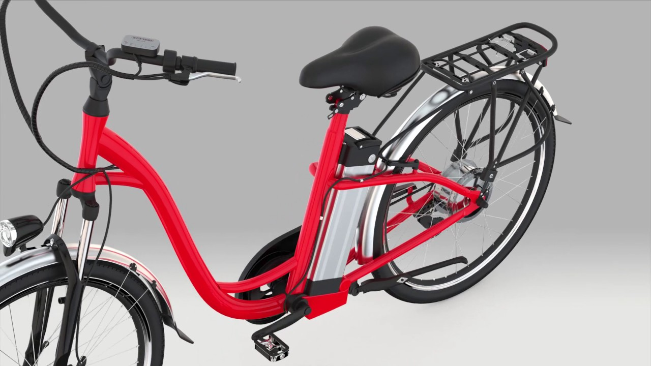 ee60d063a4e ELECTRIC BIKES | Electronics Designed for Fun