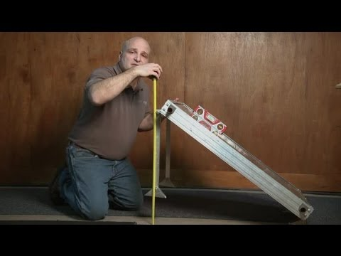 How to Install Solar Panels at the Correct Angle : Solar Panels