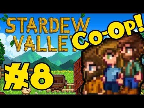 STARDEW VALLEY: Co-Op Multiplayer! - Episode 8