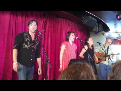 Rufus Wainwright, Martha Wainwright, Lucy Wainwright Roche, and Loudon Wainwright III