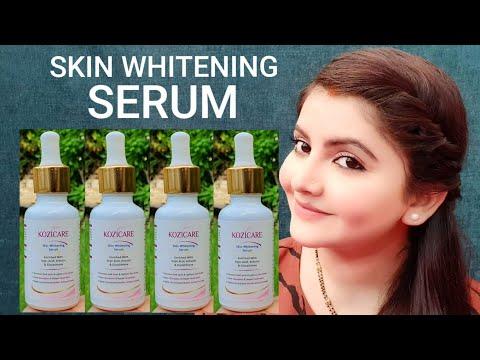 kozicare-skin-whitening-serum-review-&-demo- -rara- 