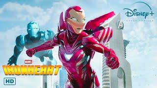 IRONHEART Trailer #1 HD | Disney+ Concept | Robert Downey Jr., Amandla Stenberg