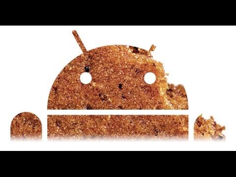 обзор Android 2.3 gingerbread. Каков на вкус старый пряник?