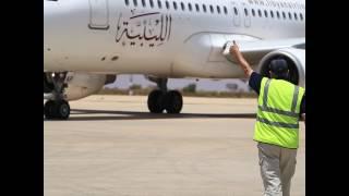 إعادة فتح مطار بنغازي بعد 3 سنوات من التوقف