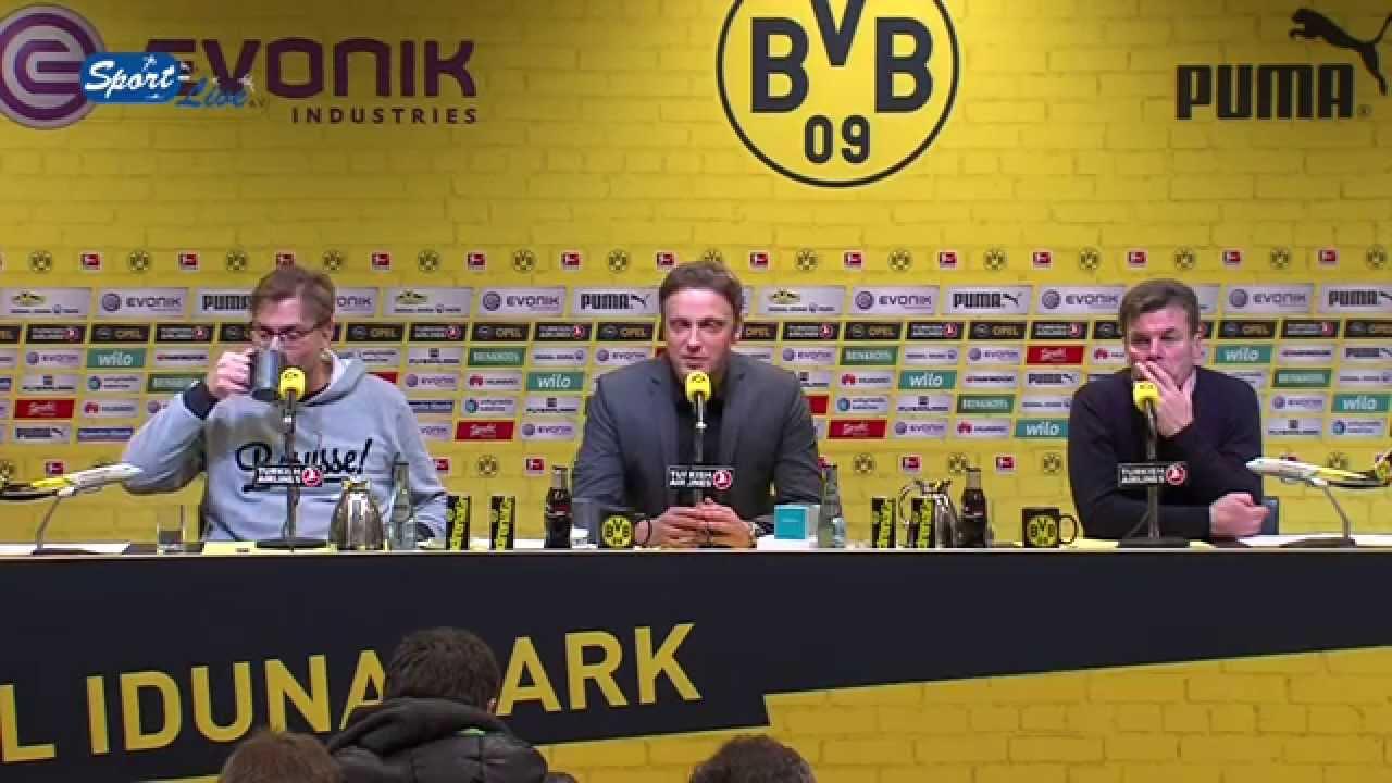 Bvb Pressekonferenz Video