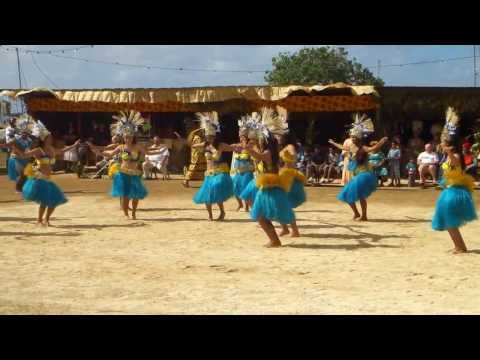 2013 - July - Gambier Islands - Dance Competition