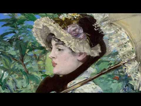 Edouard Manet - Retratos de Mujer  (Woman)
