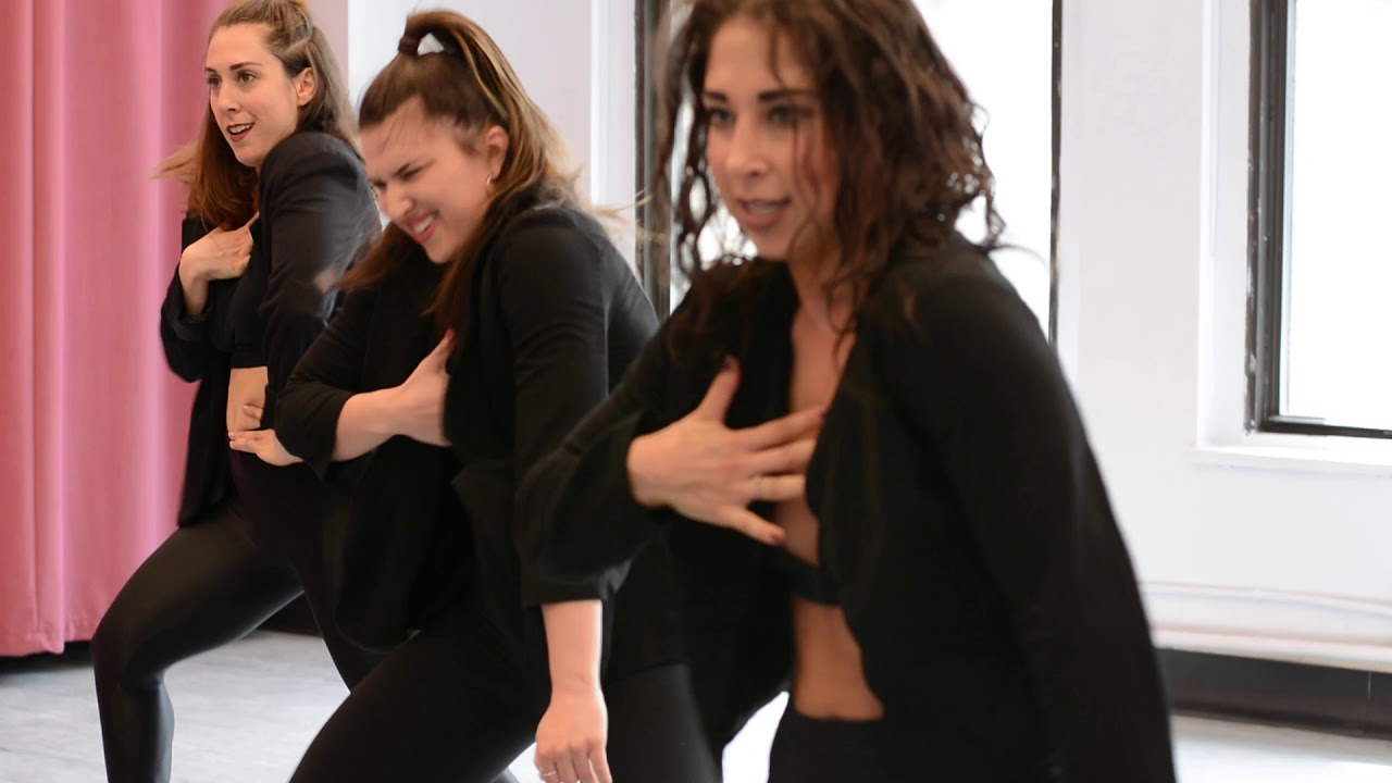 Stayin' Alive by Lizzo | Katharine Quinn Choreography