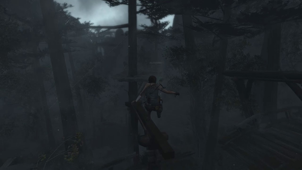 Tomb Raider (2013) Guide - Coastal Forest Treasure Map ...