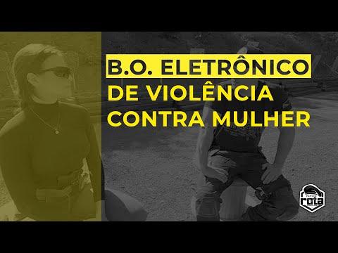 B.O. Eletrônico de violência contra mulher | Gabi Godoy | PAPO DE ROTA