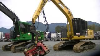 Logging Equipment Lineup 2