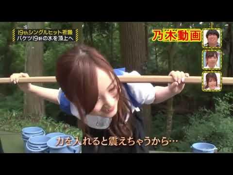 【乃木坂46】19thシングルヒット祈願でハプニング!?