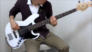 Superfly - Beep!! / Bass cover