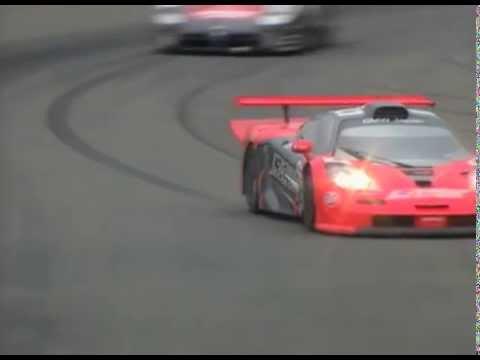 Download 24 hours of Le Mans 1997 Review - Porsche vs McLaren vs Nissan vs Ferrari
