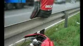 Motorrad Raser auf Landstraßen - Akte 06 .
